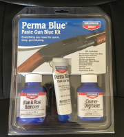 Perma Blue Paste Gun Blue Kit